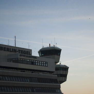 Como llegar al aeropuerto de Berlin Tegel