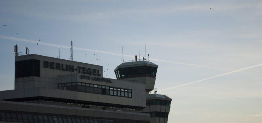 Aeropuerto Berlin Tegel