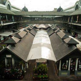 Mercado de Bolhão Oporto
