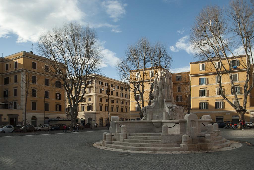 Plaza Testaccio Roma