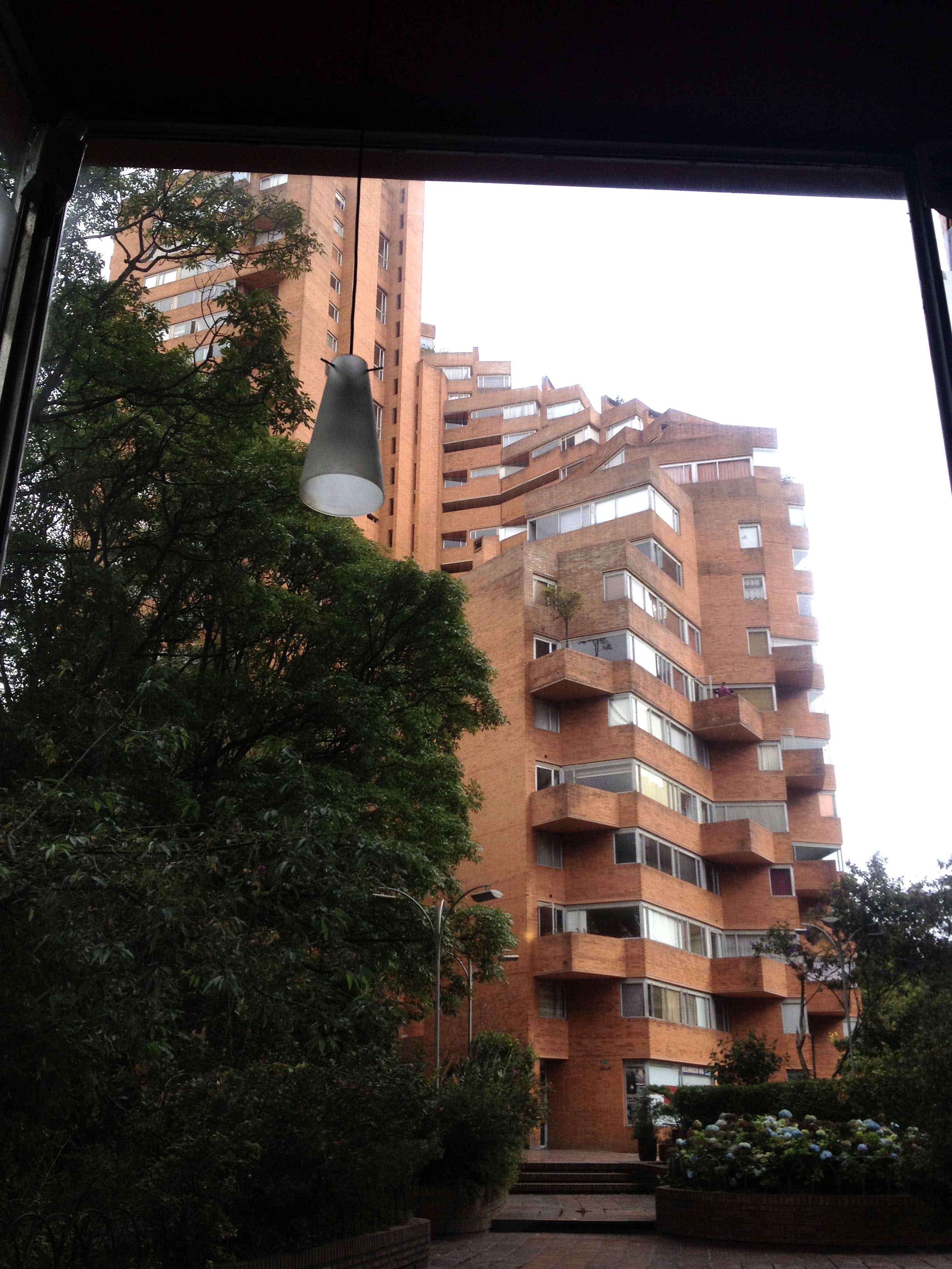 Andante Pan y Café. Bogotá