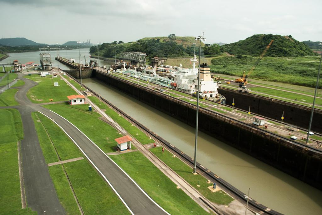 Canal de Panamá | De Pronto A bordo