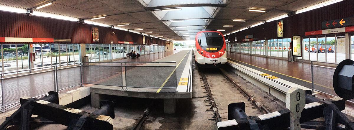 Como llegar al aeropuerto de Barcelona (en 2020)