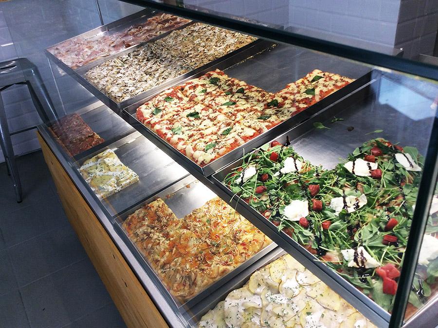 La Pizzateca en Madrid
