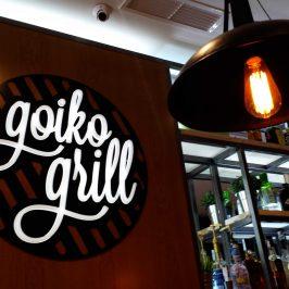 Goiko Grill y una hamburguesa llamada Kevin Bacon.