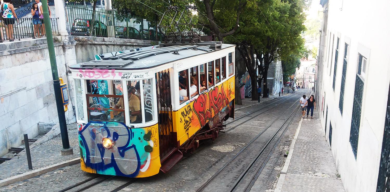 Primeros pasos en Lisboa