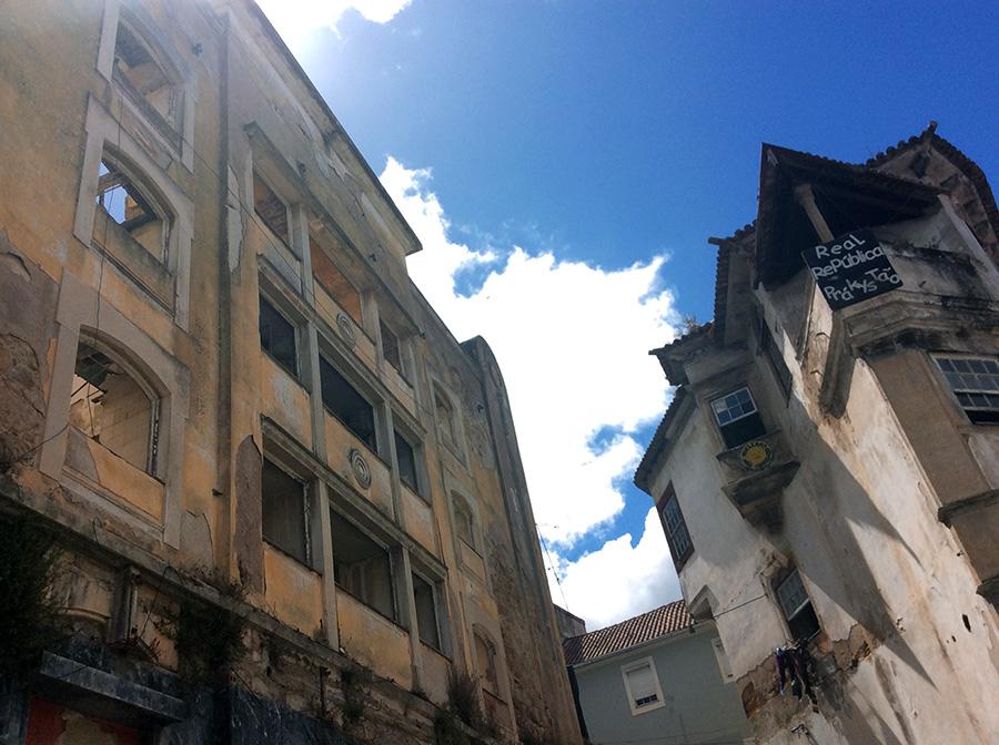 Coimbra Patrimonio de la Humanidad