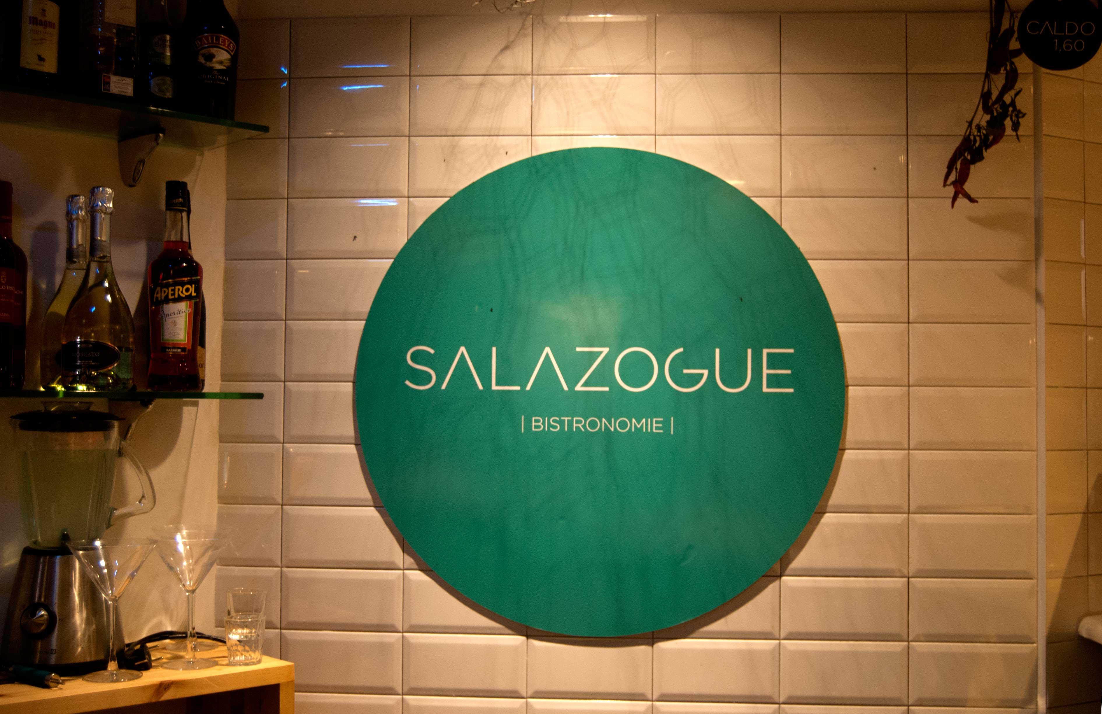 Secreto Mejor Guardado: Salazogue, Oviedo.