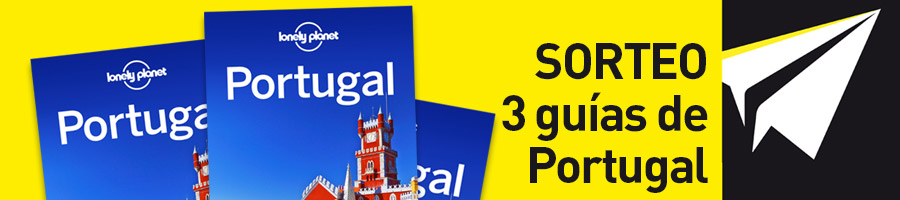 consigue una guia de Portugal Lonely Planet gratis
