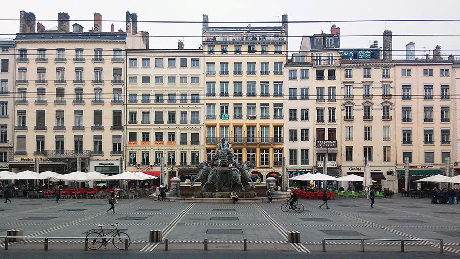 El precio de un viaje a Lyon