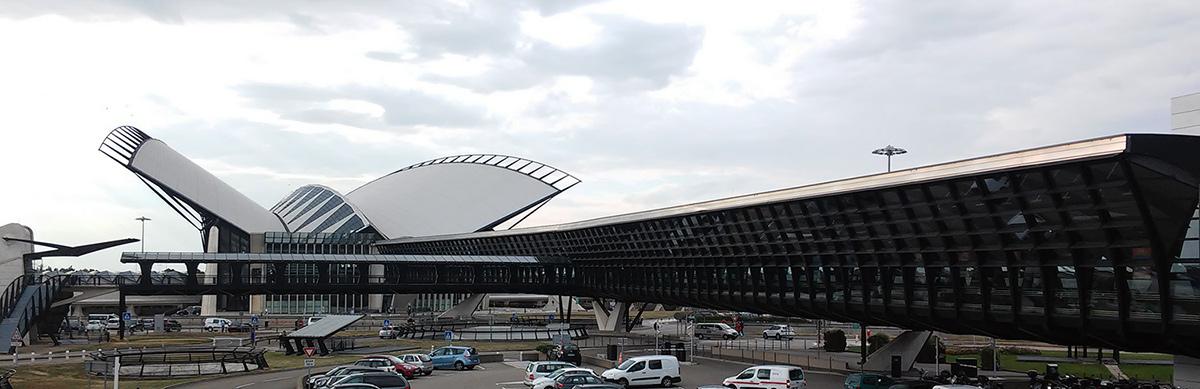 Como llegar al aeropuerto de Lyon