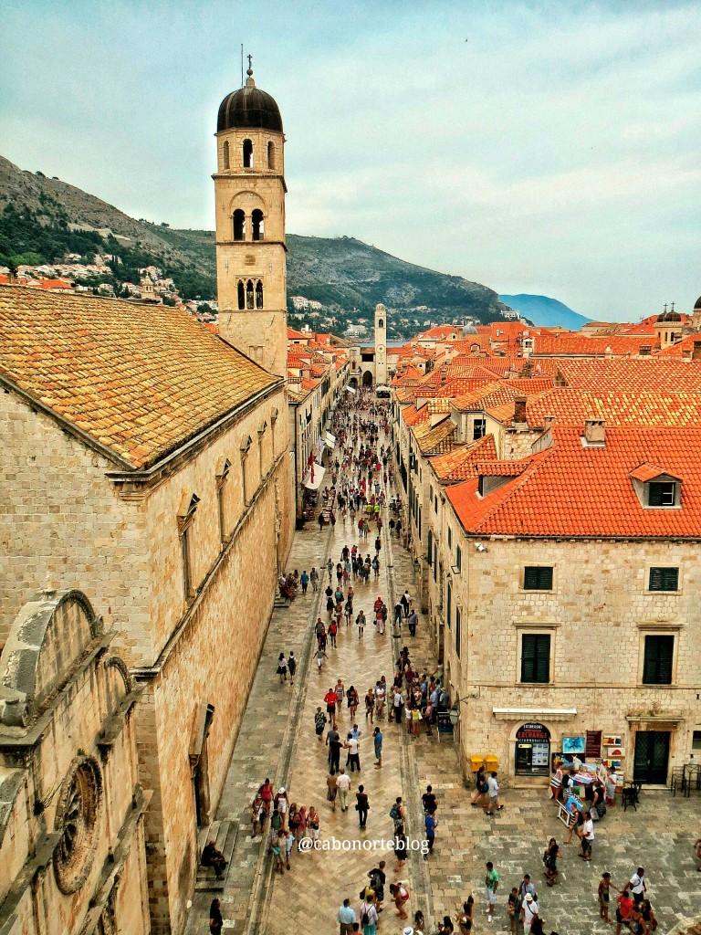 Dubrovnik, imagen cedida por www.cabonorteblog.com