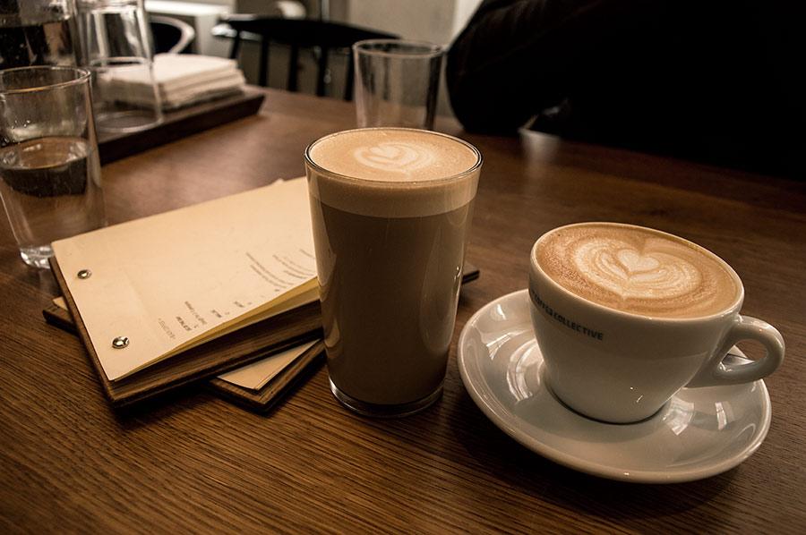 Café en Copenhague