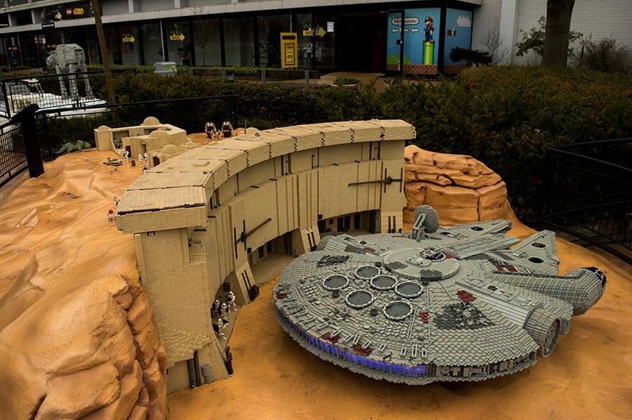Legoland para adultos