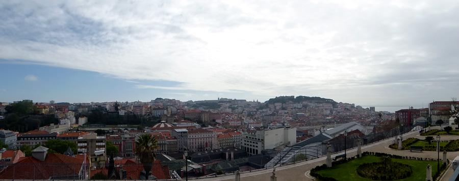 Lisboa, muy noble y siempre leal.