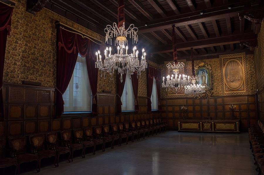 Casa de la Seda de Barcelona