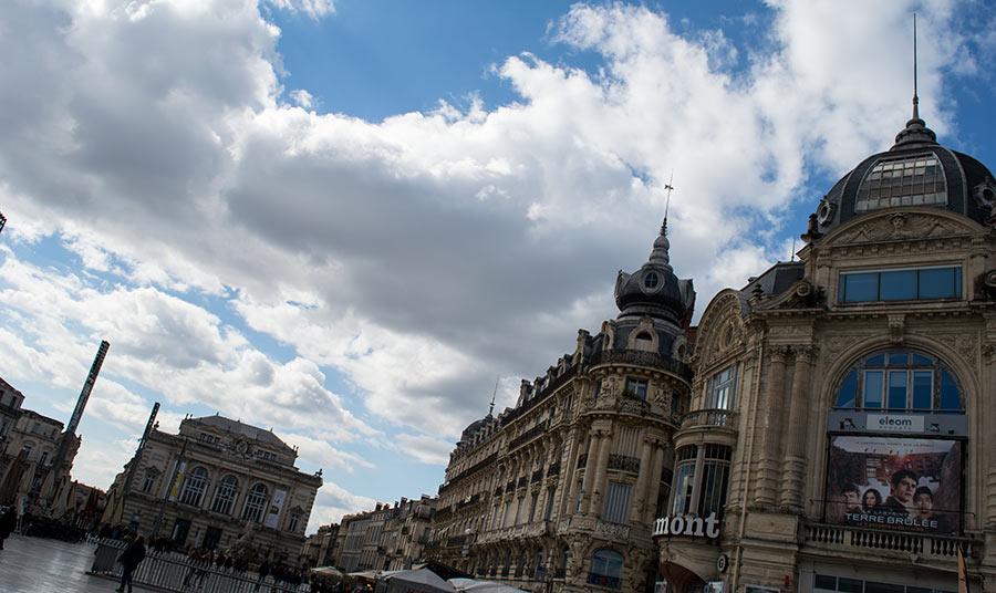 Viaje a Montpellier
