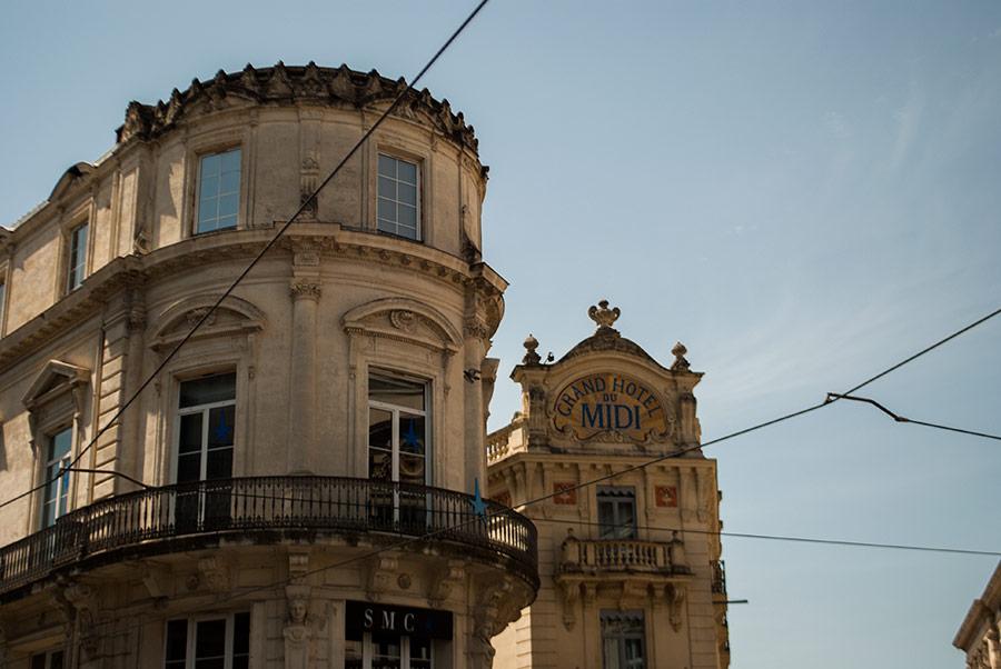 El precio de un viaje a Montpellier