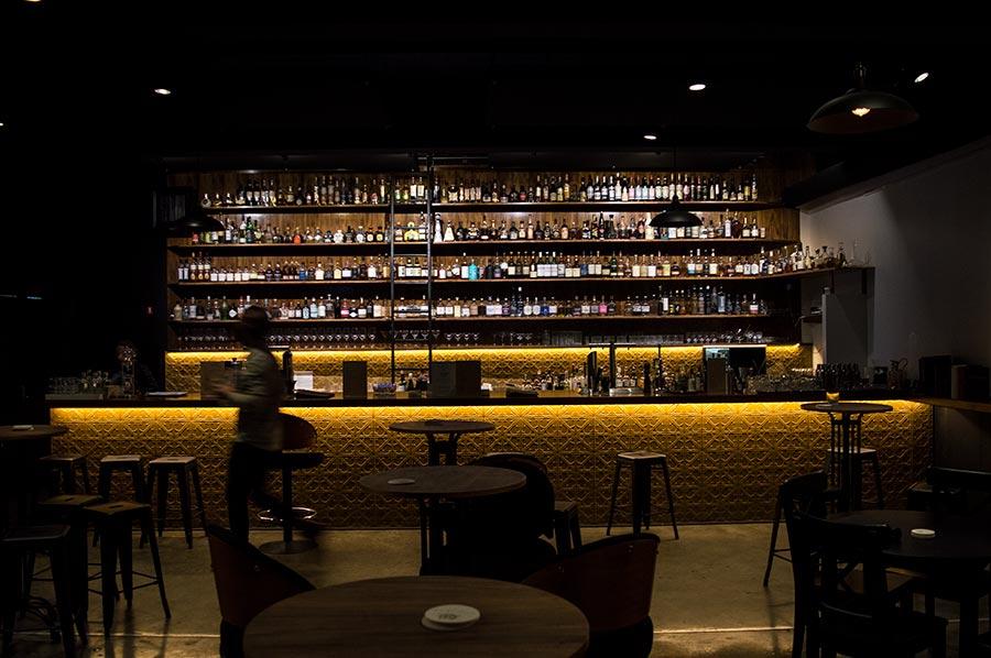 Society Bar Hobart Australia