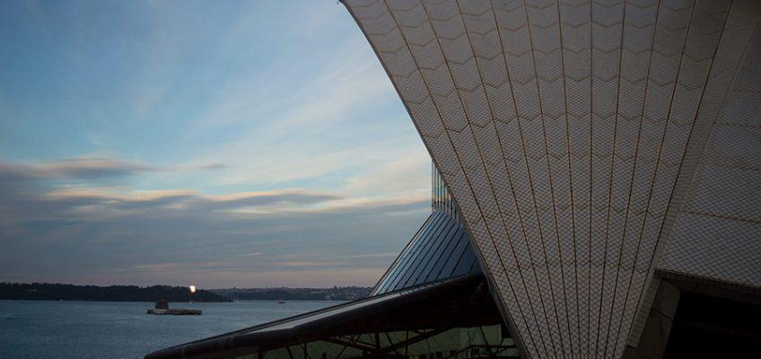 Opera house de Sydney, en Australia