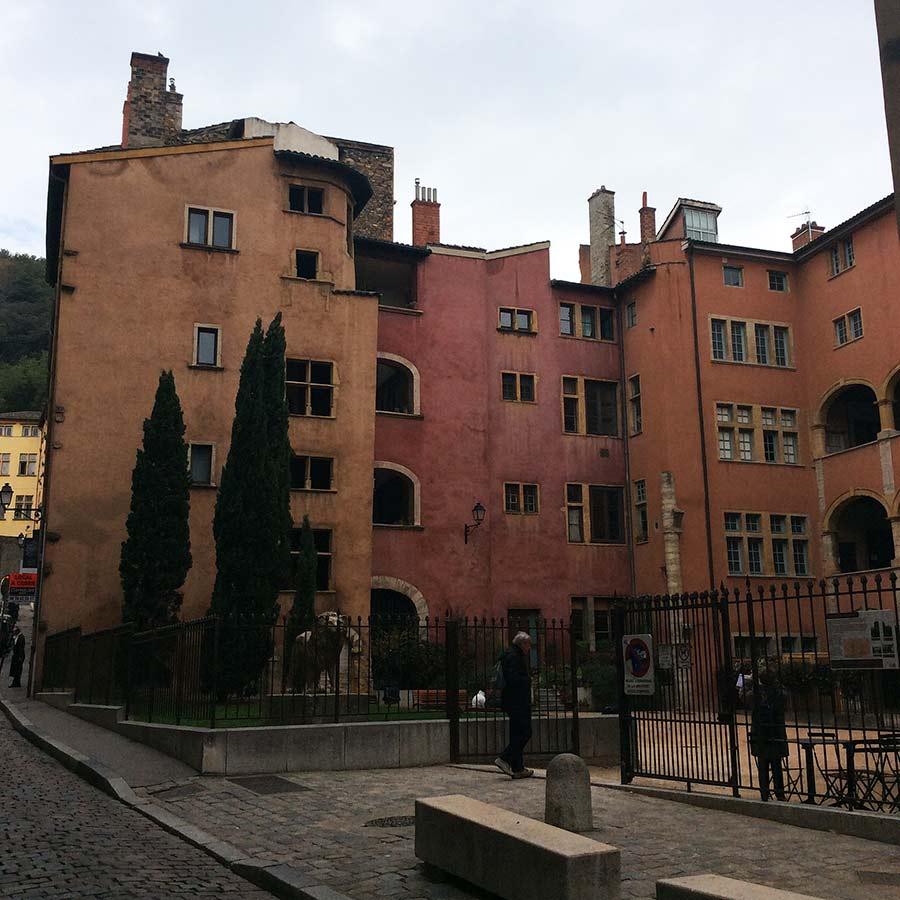 Plazas de Lyon