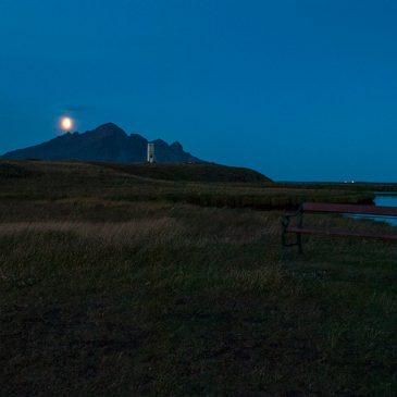 Höfn, Islandia, un regalo en el camino