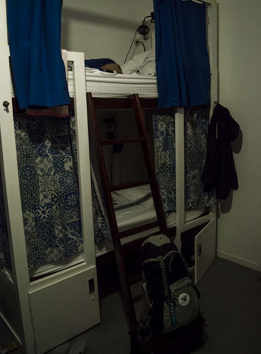 Alojamiento en Lisboa: habitaciones compartidas