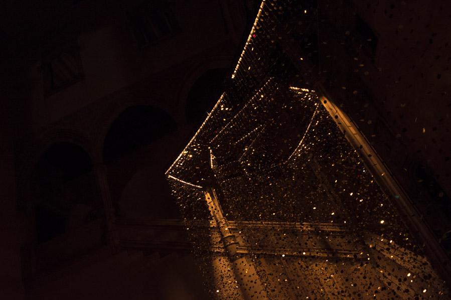 Clarobscur comparte el premio a mejor instalación de Llum Barcelona 2017