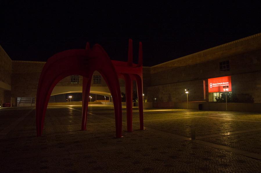 El CCB de Belém acoge como principal protagonista el gran museo de arte contemporáneo de Lisboa
