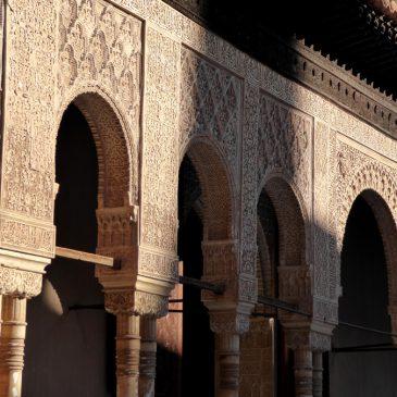 Carta de Amor a Granada, La Alhambra.