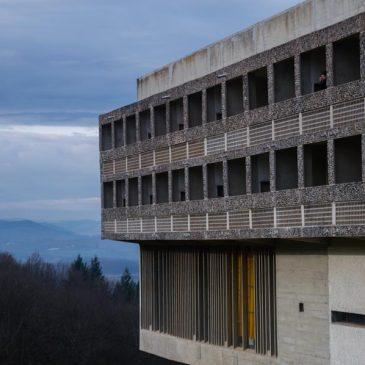 Excursión desde Lyon: Convento de Santa María de La Tourette