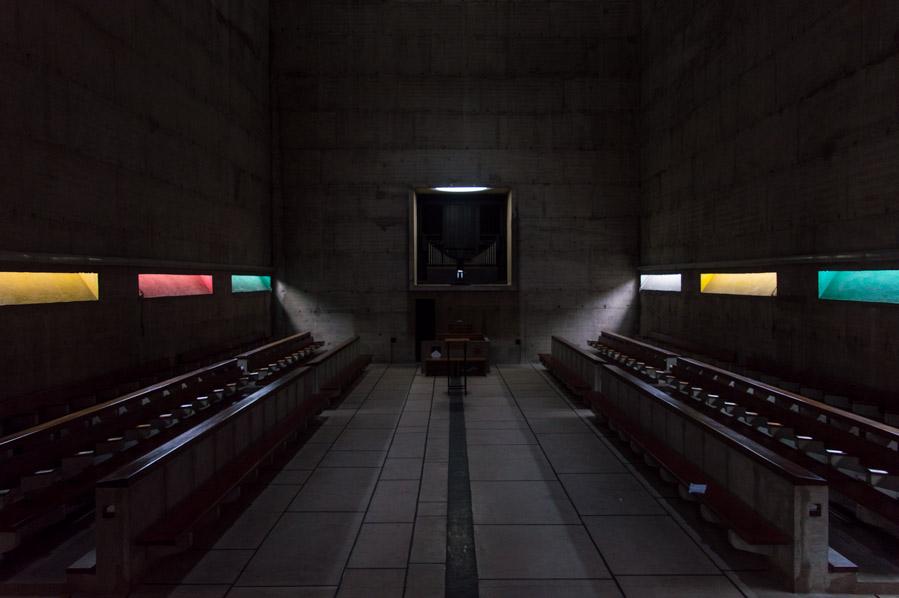 Iglesia de Santa Maria de la Tourette