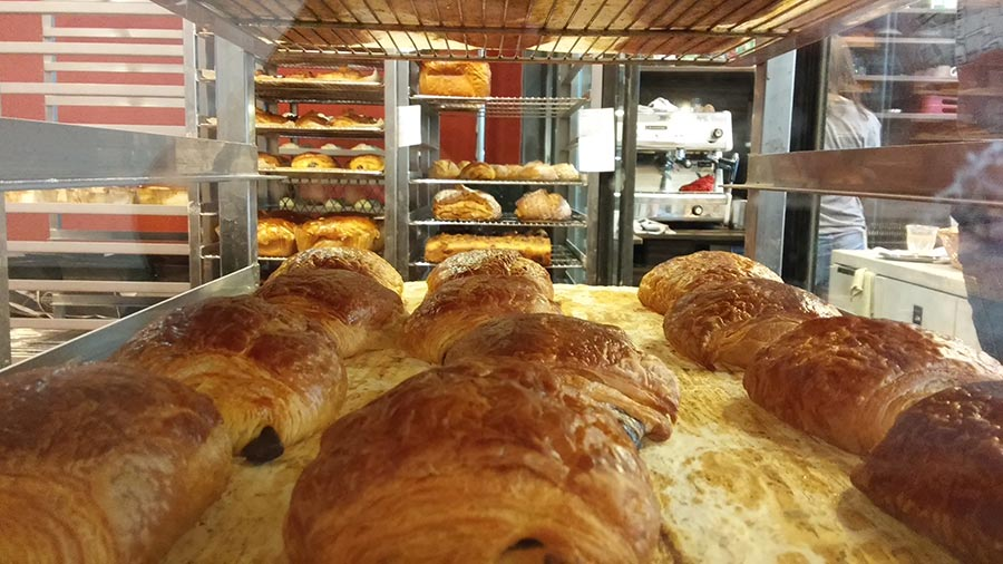 Boulangerie Charlie al lado de Centrale