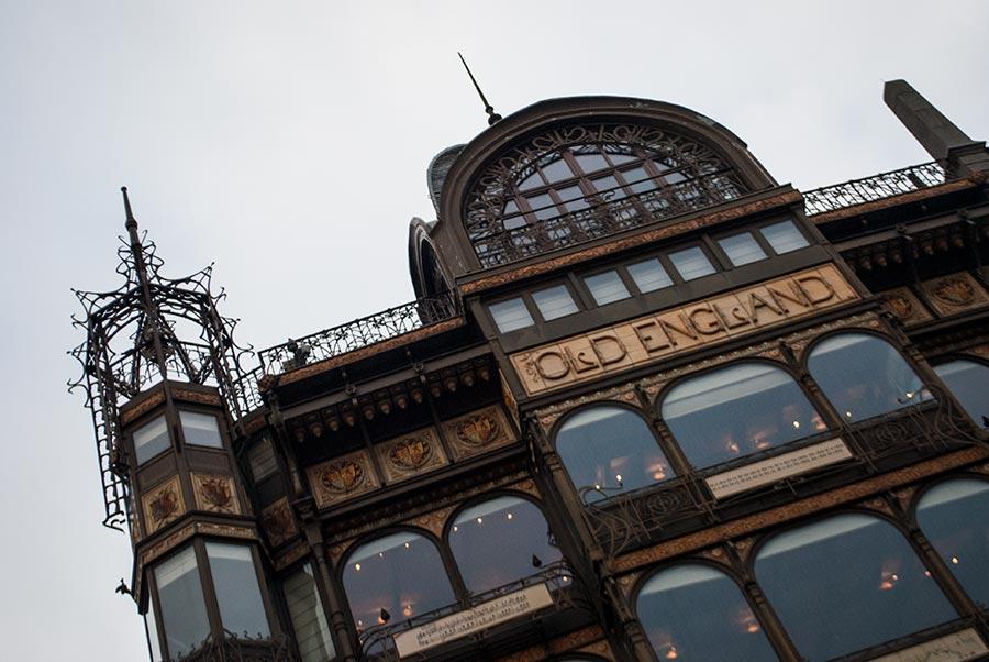 El Museo de los Instrumentos Musicales de Bruselas
