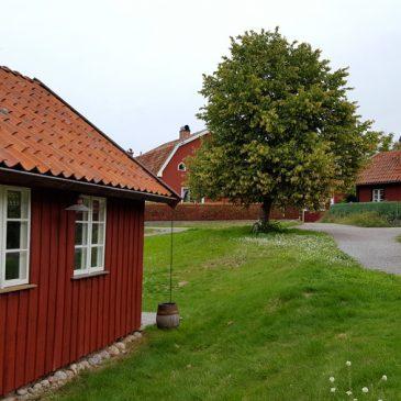 Un viaje a las islas del archipiélago de Estocolmo.