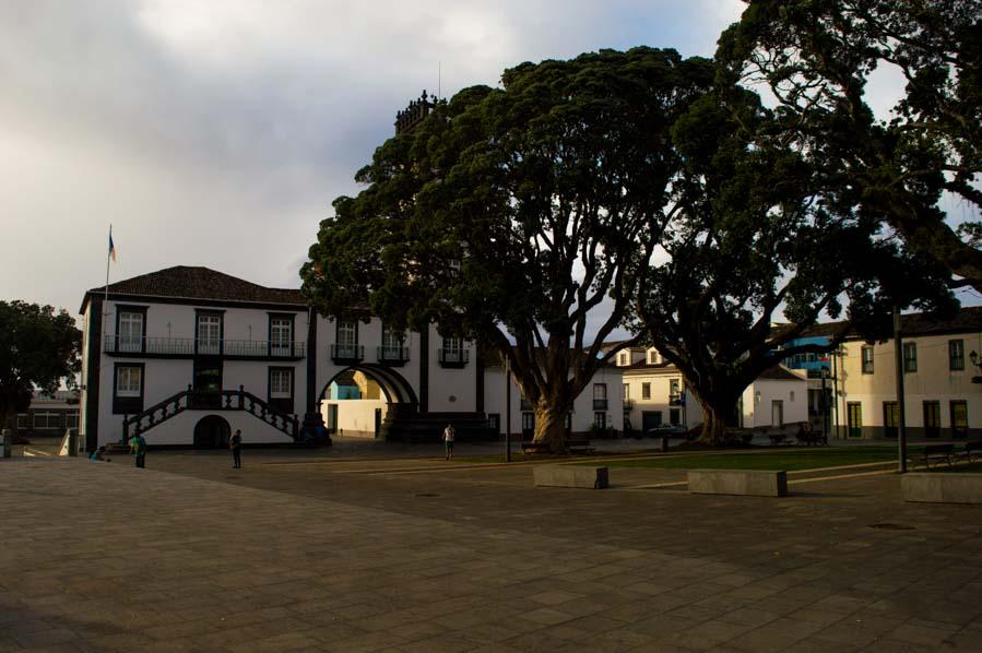 Ribeira Grande en San Miguel, Azores
