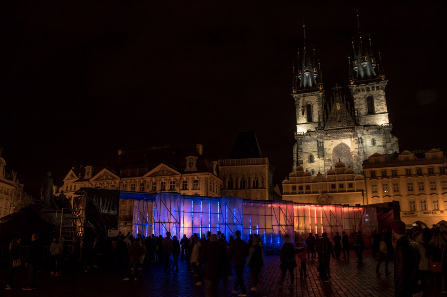 Playmodes en el Signal Festival en Praga