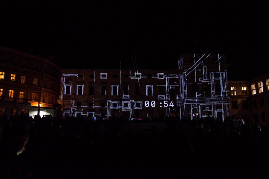 La grandiosa proyección 3D del Signal Festival en Praga costaba este año 2 euros