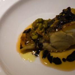 Comer en el Restaurante Ciudadela de Gijón