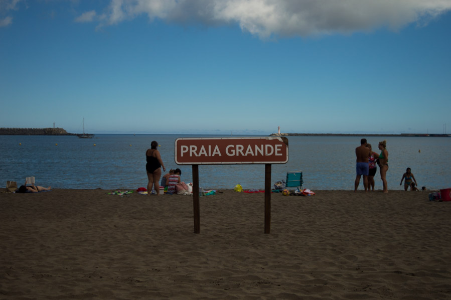 Capitales de Terceira: Angra do Heroísmo y Praia Victoria