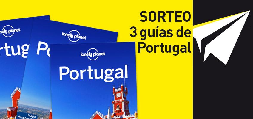 ¡CONCURSO! 3 guías LonelyPlanet de Portugal en juego [FINALIZADO]