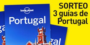 Sorteo guía Lonely Planet Portugal gratis