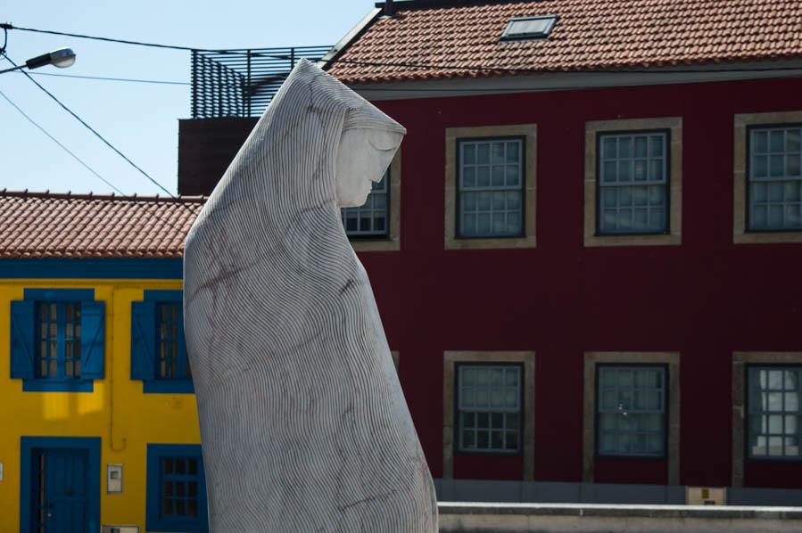 Excursión a Aveiro: canales, plazas y ovos moles