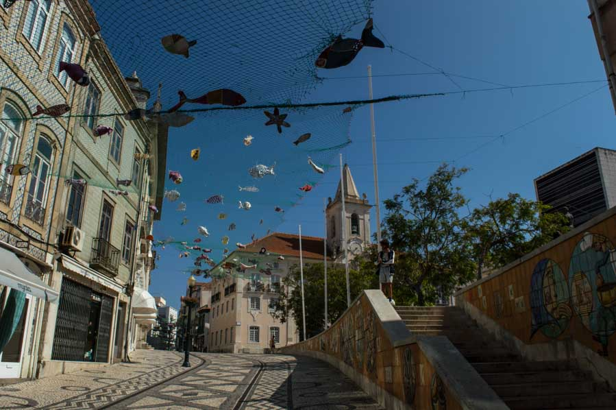Rúa de Coimbra te traslada a un Aveiro menos turístico, pero más contemplativo.