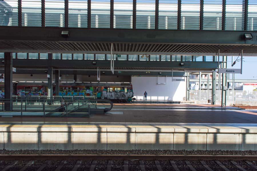 La creatividad lusa llevada a los trenes que recorren las líneas más recónditas.