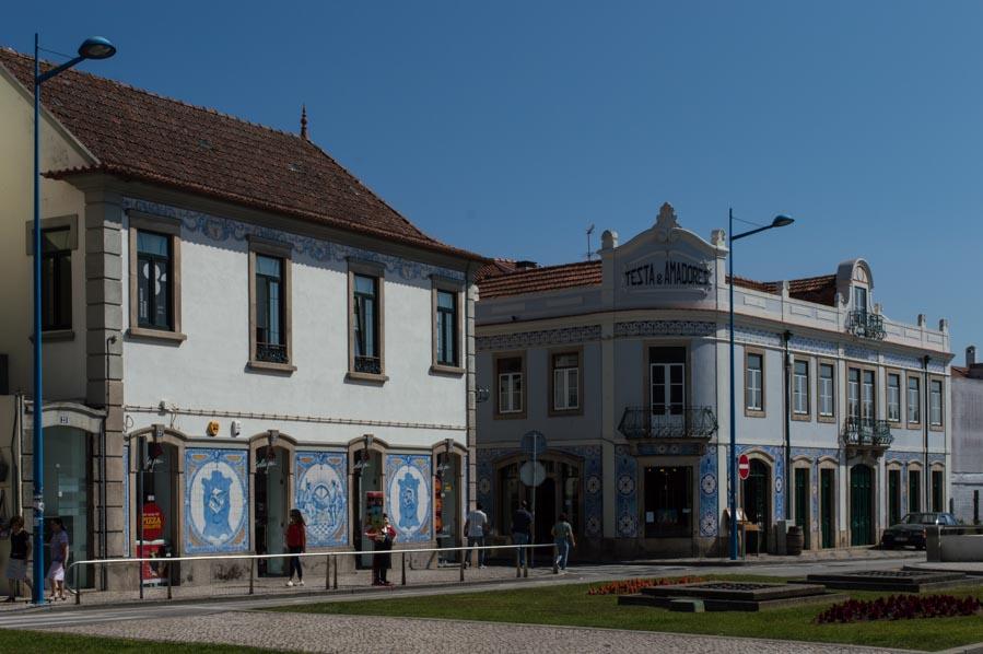 Bares y cafeterías peculiares en el Aveiro menos visitado.