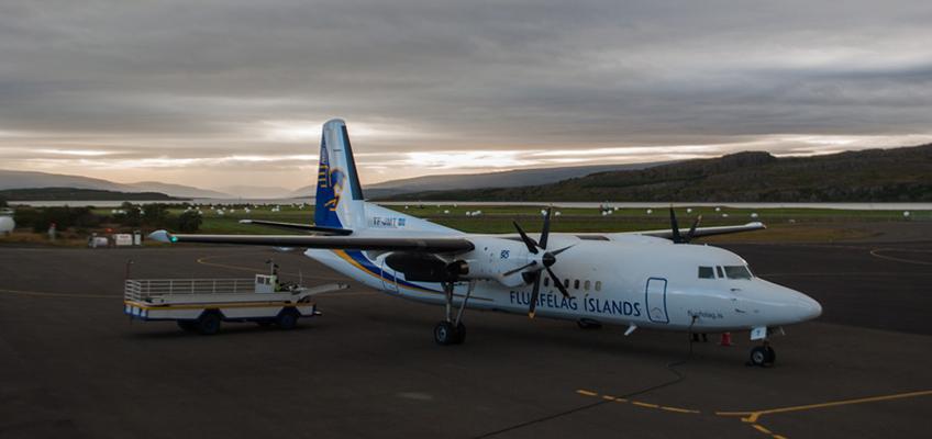 Cómo ir del aeropuerto de Keflavík a Reykjavík