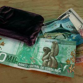 Dinero en Costa Rica
