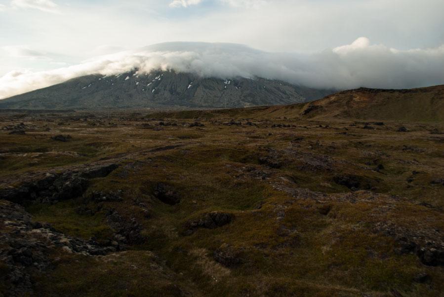 Snæfellsjökull, Islandia