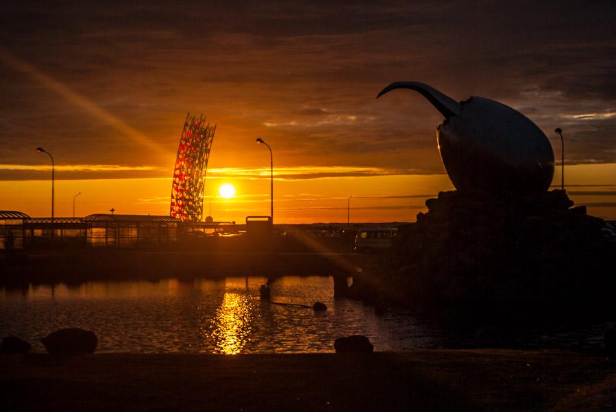 Viajar con el Sol de Medianoche en Islandia